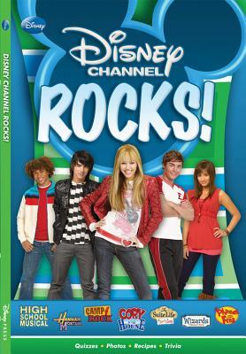 Disney Channel Rocks!: A Companion to All Your Favorite Shows  by  Emma Harrison