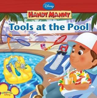 Tools at the Pool  by  Marcy Kelman