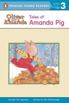 Tales of Amanda Pig: Level 2 Jean Van Leeuwen