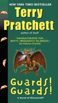 Guards! Guards!: A Novel of Discworld  by  Terry Pratchett