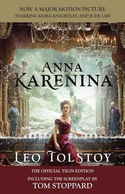 Anna Karenina Including the screenplay Tom Stoppard by Leo Tolstoy