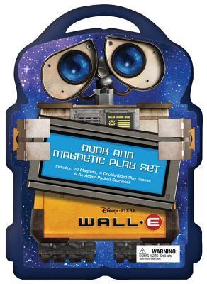 WALL-E A Book and Magnetic Play Set  by  Annie Auerbach