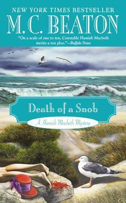 Death of a Snob  by  M.C. Beaton