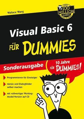 Visual Basic 6 For Dummies Wallace Wang