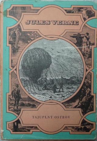 Tajuplný ostrov Jules Verne