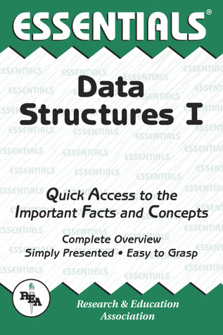 The Essentials of Data Structures I  by  Research & Education Association