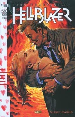 Hellblazer #28  by  Paul Jenkins