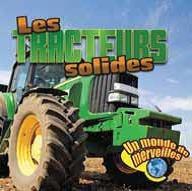 Les tracteurs solides Wiseman, Blaine