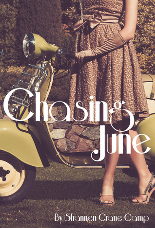 Chasing June (June, #2)  by  Shannen Crane Camp