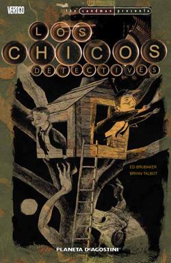 Sandman presenta: Los Chicos Detectives  by  Ed Brubaker