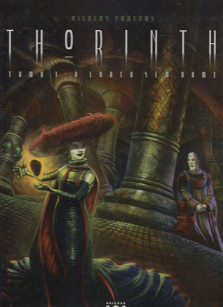 Thorinth Vol. 2: The Grave Diggers  by  Nicolas Fructus