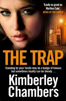 The Trap (The Butlers #1)  by  Kimberley Chambers