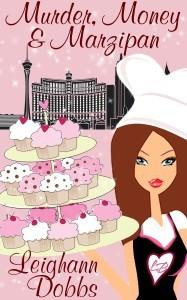 Murder, Money & Marzipan (Lexy Baker Bakery Mystery #3)  by  Leighann Dobbs
