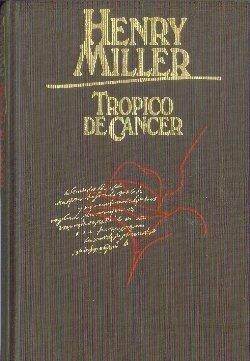 Trópico De Cancer Henry Miller