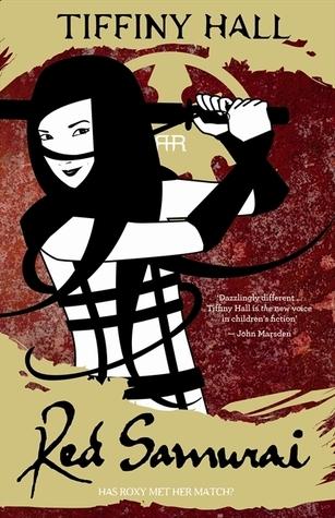 Red Samurai (Roxy Ran, #2)  by  Tiffany Hall