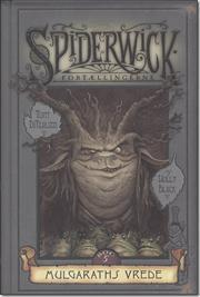 Mulgaraths vrede (Spiderwick fortællingerne, #5)  by  Holly Black