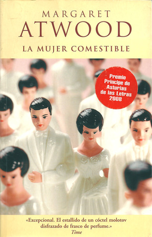 La mujer comestible Margaret Atwood
