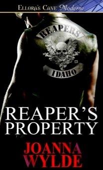 Reapers Fall  by  Joanna Wylde