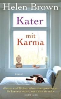 Kater mit Karma  by  Helen Brown