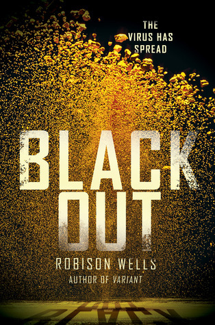Blackout (Blackout, #1)  by  Robison Wells