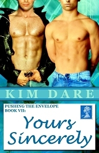 Yours Sincerely (Pushing the Envelope, #7)  by  Kim Dare