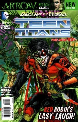 Teen Titans #16 (New 52 Teen Titans, #16) Scott Lobdell