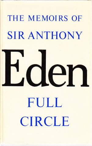 Full Circle Anthony Eden