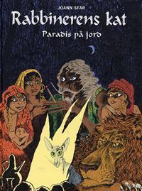Paradis på jord (Rabbinerens kat #2) Joann Sfar