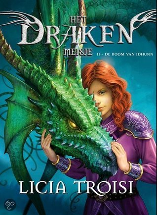 De boom van Idhunn (Drakenmeisje, #2)  by  Licia Troisi