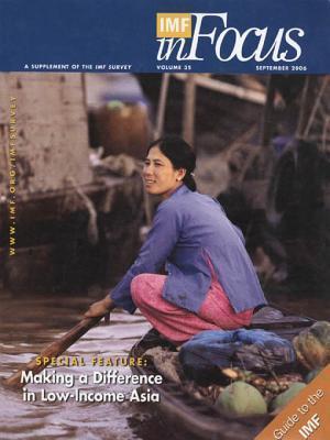 IMF Infocus Magazine International Monetary Fund