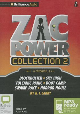 The Zac Power Collection #2 H.I. Larry