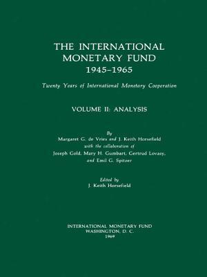 IMF History Volume 2 (1945-1965)  by  International Monetary Fund
