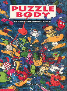 Puzzle Body: Beware Invading Bugs  by  Stephen Stanley