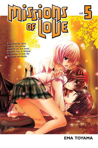 Missions of Love 5  by  Ema Tōyama