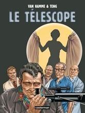 Le télescope Jean Van Hamme