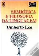 Semiótica e Filosofia da Linguagem  by  Umberto Eco