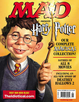 MAD's Magical Harry Potter Special MAD Magazine