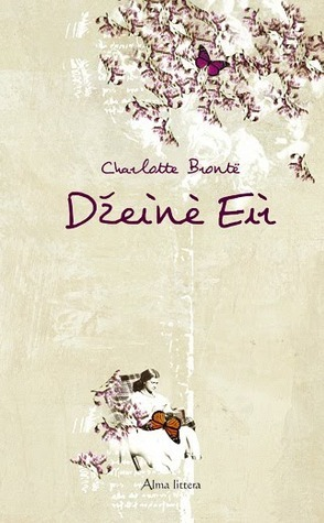 Džeinė Eir  by  Charlotte Brontë