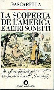 La scoperta dellAmerica e altri sonetti Cesare Pascarella