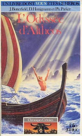 Lodyssée Dalthéos (Chroniques Crétoises, #3) John Butterfield