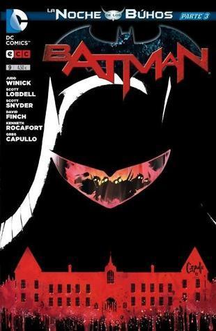 Batman 09: La noche de los Búhos - Parte 03  by  Judd Winick