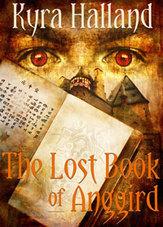 The Lost Book of Anggird Kyra Halland