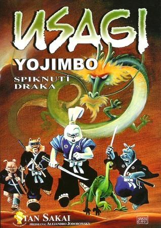 Spiknutí draka (Usagi Yojimbo #4)  by  Stan Sakai
