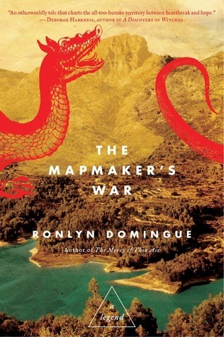 The Mapmakers War: A Legend (Keeper of Tales Trilogy, #1)  by  Ronlyn Domingue