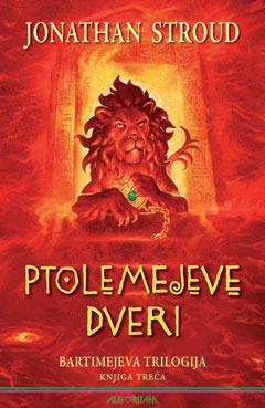 Ptolemejeve dveri (Bartimejeva trilogija, #3)  by  Jonathan Stroud