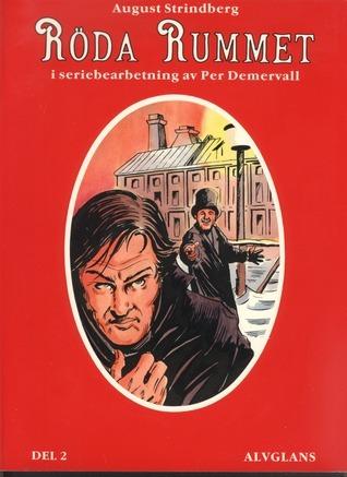 Röda rummet i seriebearbetning av Per Demervall (Del 2)  by  Per Demervall