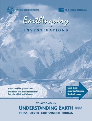 EarthInquiry Investigations American Geological Institute