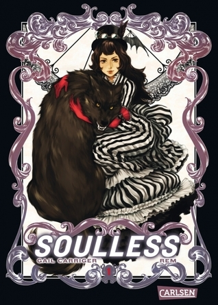 Soulless (The Parasol Protectorate Manga, #1)  by  Gail Carriger
