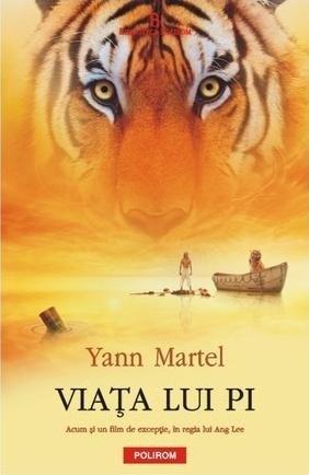 Viata lui Pi Yann Martel