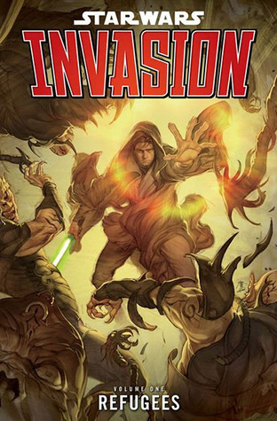 Refugees (Star Wars: Invasion, #1)  by  Tom    Taylor